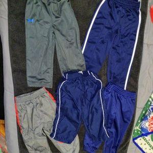FREE w/Bundle of 2👖6 Pairs Boys Pants Sz 2T/24M👖